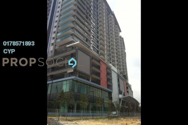 For Rent Condominium at Senza Residence, Bandar Sunway Freehold Fully Furnished 1R/1B 1.13k