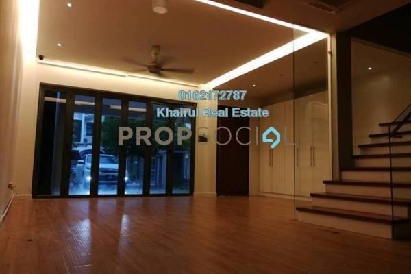 For Sale Terrace at BK5, Bandar Kinrara Freehold Semi Furnished 4R/3B 1.1m