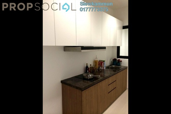 For Sale Condominium at Casa Idaman, Jalan Ipoh Freehold Semi Furnished 3R/2B 395k