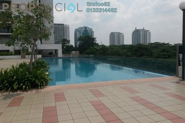 For Rent Condominium at Suria Jelatek Residence, Ampang Hilir Freehold Fully Furnished 3R/2B 2k