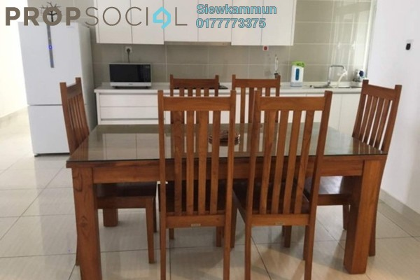 For Rent Condominium at Damansara Foresta, Bandar Sri Damansara Freehold Fully Furnished 4R/3B 3.3k