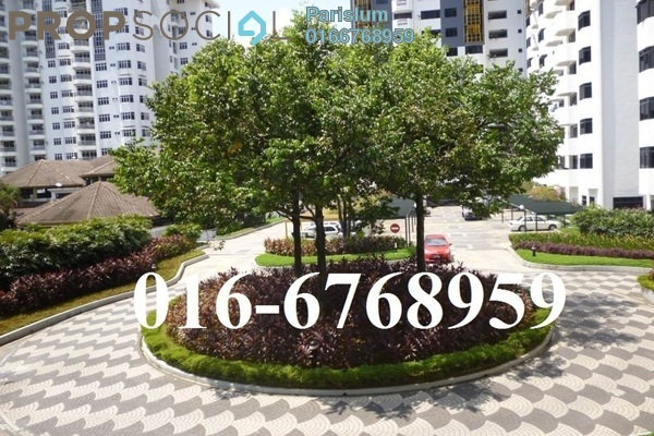 For Rent Condominium at One Ampang Avenue, Ampang Freehold Fully Furnished 3R/2B 1.8k