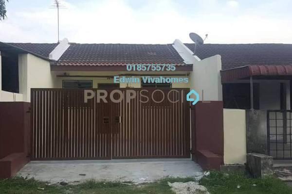 For Sale Terrace at Taman Pinji Mewah, Ipoh Freehold Unfurnished 2R/1B 185k