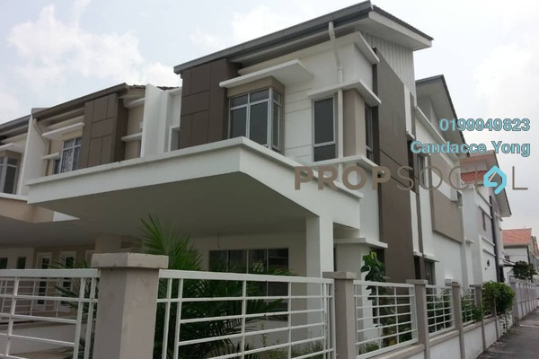 For Sale Terrace at Setia Indah, Setia Alam Freehold Unfurnished 3R/3B 729k