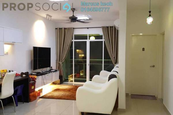 For Sale Condominium at Arena Residence, Bayan Baru Freehold Fully Furnished 3R/2B 750k
