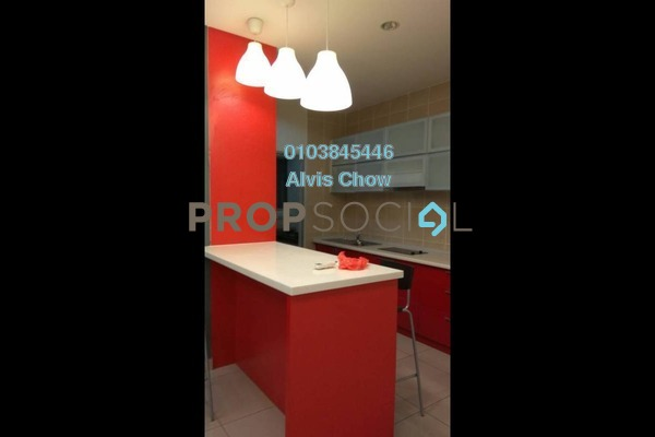 For Sale Apartment at OUG Parklane, Old Klang Road Freehold Semi Furnished 3R/2B 350k
