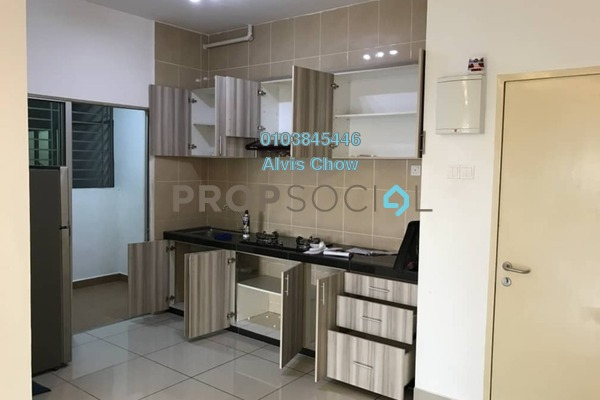 For Sale Apartment at OUG Parklane, Old Klang Road Freehold Semi Furnished 3R/2B 380k