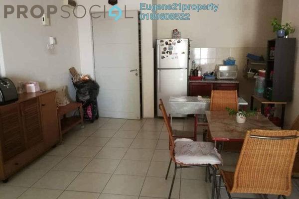 For Rent Condominium at Platinum Lake PV13, Setapak Freehold Fully Furnished 3R/2B 1.95k