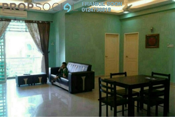 For Sale Condominium at Ideal Regency, Bukit Gambier Freehold Fully Furnished 3R/2B 695k