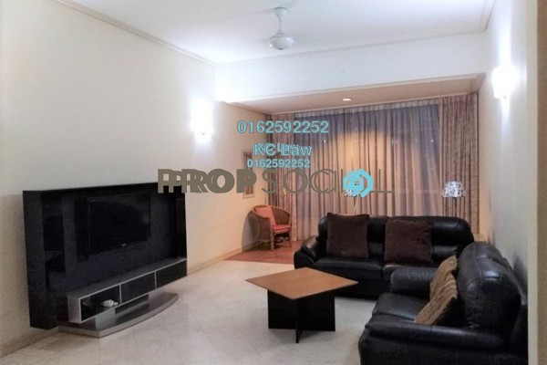 For Rent Condominium at Suasana Sentral Condominium, KL Sentral Freehold Fully Furnished 3R/2B 3.9k