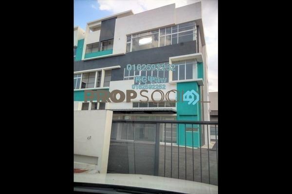 For Rent Factory at Subang Hi-Tech Industrial Park, Subang Jaya Freehold Unfurnished 0R/0B 12k