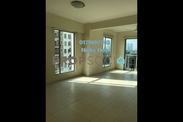 For Rent Condominium at Casa Indah 2, Tropicana Freehold Semi Furnished 3R/3B 2.2k