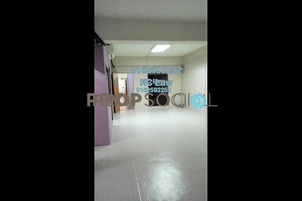 For Rent Office at Taman Melawati, Melawati Freehold Semi Furnished 0R/2B 2k