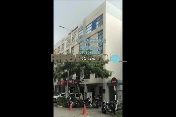 For Sale Office at Dataran Prima, Kelana Jaya Freehold Semi Furnished 0R/0B 2.8m