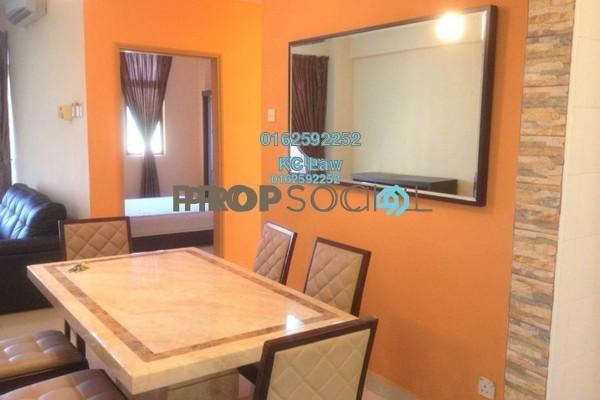 For Rent Condominium at Desa Villa, Taman Desa Freehold Fully Furnished 3R/2B 2.2k