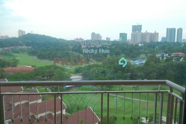For Rent Condominium at Casa Indah 1, Tropicana Freehold Semi Furnished 3R/2B 2.1k