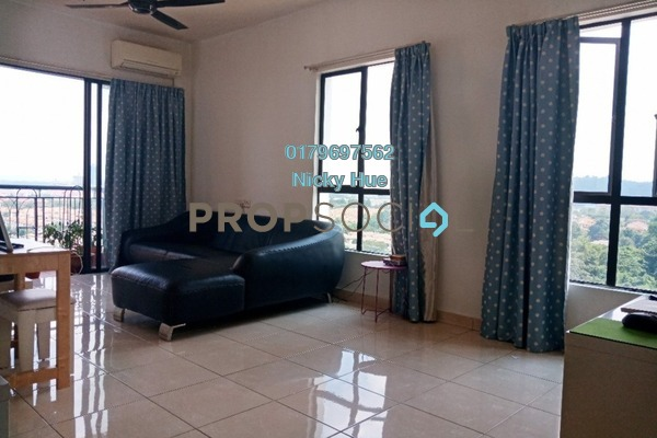 For Sale Condominium at Casa Indah 1, Tropicana Freehold Semi Furnished 2R/2B 630k
