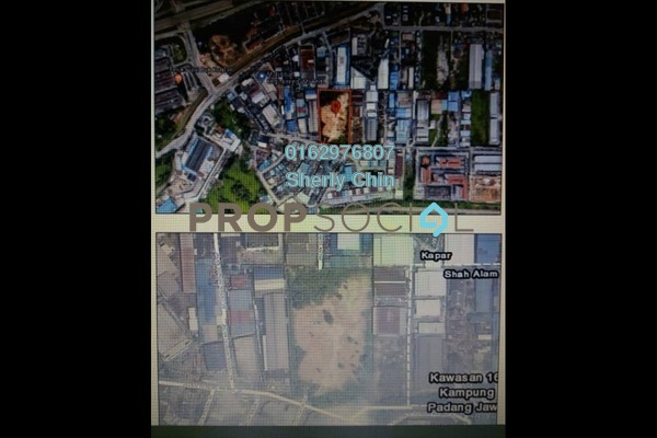 For Rent Land at i-City, Shah Alam Freehold Unfurnished 0R/0B 99k