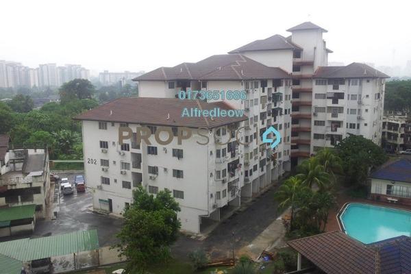 For Rent Condominium at Sri Suajaya, Sentul Freehold Unfurnished 3R/2B 1.05k