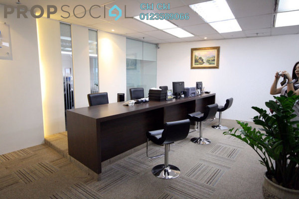 For Rent Office at Amoda, Bukit Bintang Freehold Unfurnished 0R/0B 5.13k