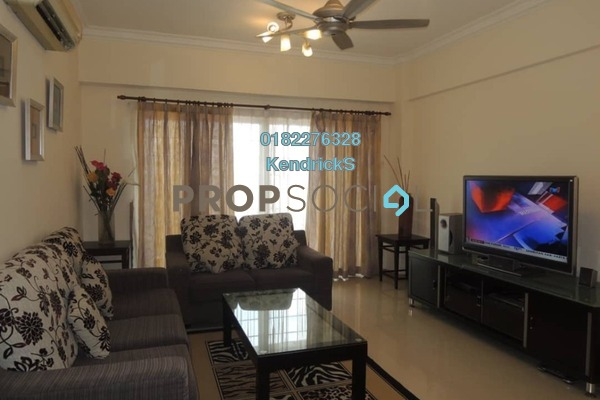 For Rent Condominium at Continental Heights, Kuchai Lama Freehold Fully Furnished 3R/3B 2.2k