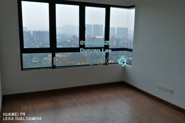 For Sale Condominium at The Link 2 Residences, Bukit Jalil Freehold Unfurnished 2R/2B 650k