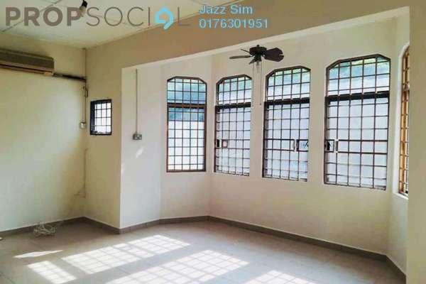 For Rent Terrace at Bayan Hill Homes, Bandar Puchong Jaya Freehold Semi Furnished 3R/2B 1.6k