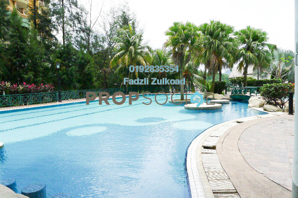 For Sale Condominium at Venice Hill, Batu 9 Cheras Freehold Fully Furnished 3R/2B 375k