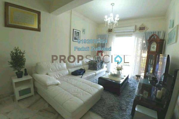 For Sale Condominium at Sri Kinabalu, Wangsa Maju Leasehold Fully Furnished 4R/2B 420k