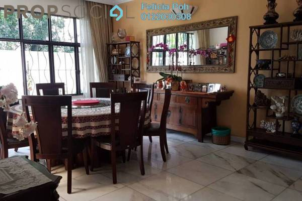 For Sale Bungalow at SS3, Kelana Jaya Freehold Semi Furnished 8R/5B 3.95m