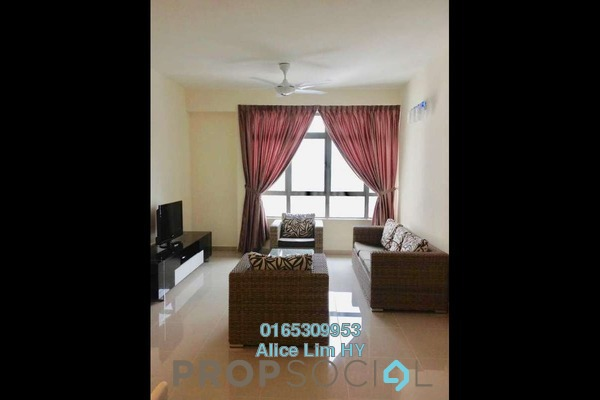 For Rent Condominium at All Seasons Park, Farlim Freehold Fully Furnished 3R/3B 1.6k