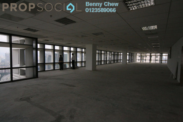 For Rent Office at Menara Multi Purpose, Dang Wangi Freehold Semi Furnished 0R/0B 20k