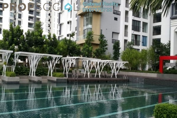 For Sale Condominium at You Vista @ You City, Batu 9 Cheras Freehold Fully Furnished 3R/2B 720k