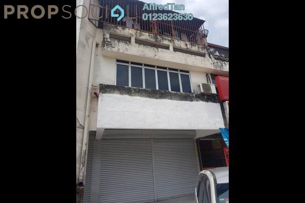 For Rent Shop at Taman Sri Rampai, Setapak Freehold Semi Furnished 0R/1B 3.8k