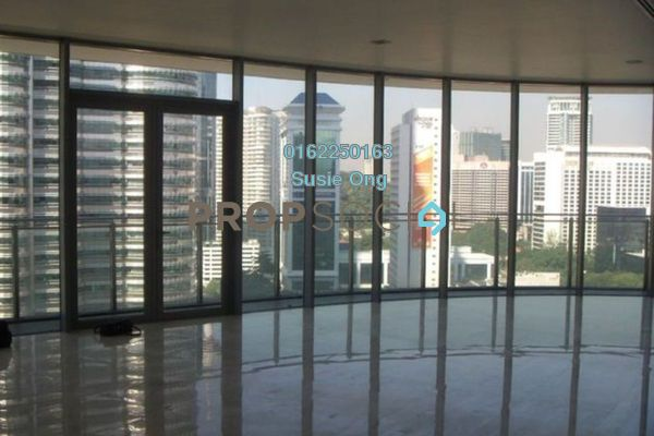 For Rent Condominium at K Residence, KLCC Freehold Semi Furnished 3R/5B 14k