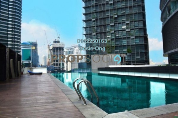 For Sale Condominium at K Residence, KLCC Freehold Semi Furnished 3R/5B 4.4m