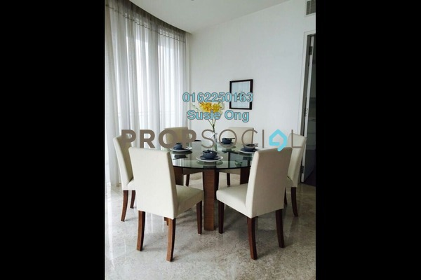 For Rent Condominium at K Residence, KLCC Freehold Fully Furnished 3R/5B 8.5k