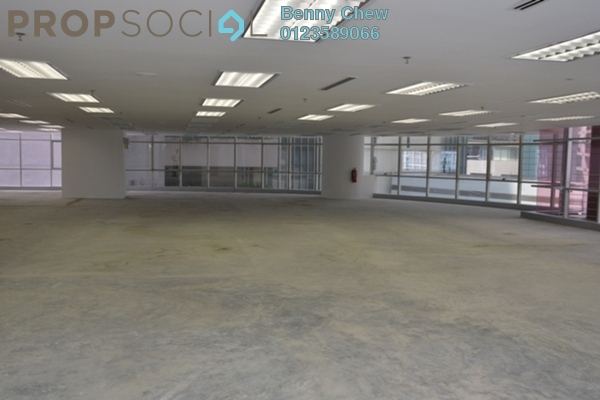 For Rent Office at Central Plaza, Bukit Bintang Freehold Semi Furnished 0R/0B 12k