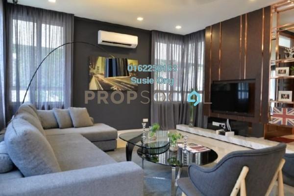 For Sale Semi-Detached at Villa Ros, Johor Bahru Freehold Fully Furnished 5R/4B 3.28m