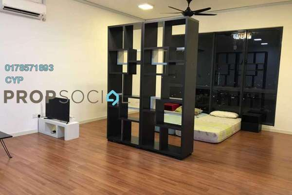 For Rent Condominium at You Residences @ You City, Batu 9 Cheras Freehold Fully Furnished 1R/1B 1.1k