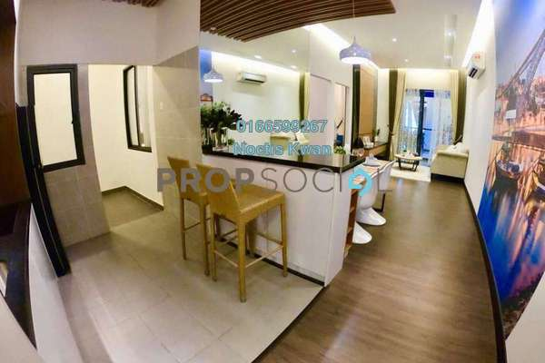For Sale Condominium at Precinct 9, Putrajaya Freehold Unfurnished 3R/2B 228k