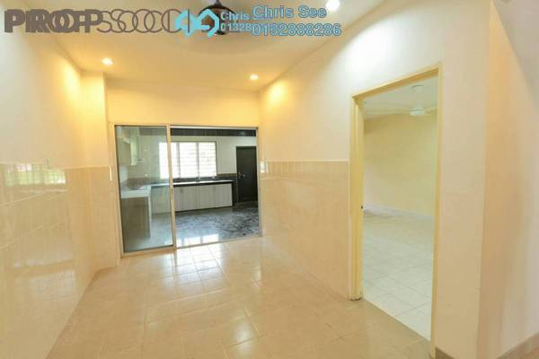 For Sale Terrace at Emerald West, Rawang Freehold Semi Furnished 4R/3B 628k