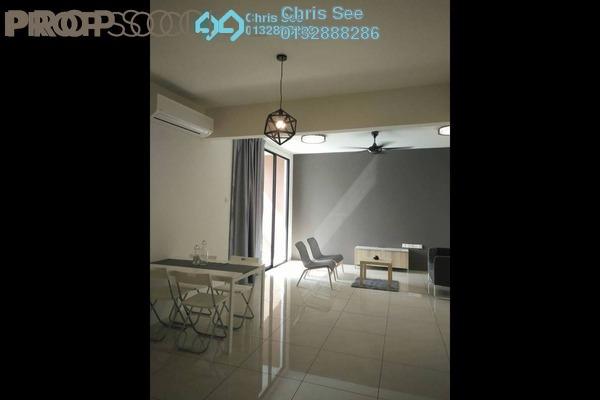 For Sale Condominium at Putra One, Bukit Rahman Putra Freehold Semi Furnished 3R/3B 598k