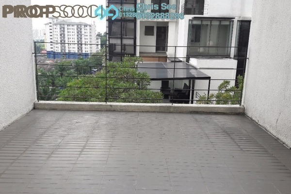 For Sale Duplex at Centrio, Pantai Leasehold Semi Furnished 1R/2B 768k