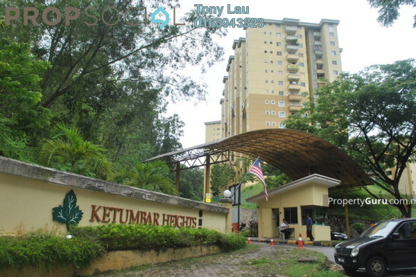 For Rent Condominium at Ketumbar Heights, Cheras Freehold Unfurnished 4R/3B 900translationmissing:en.pricing.unit