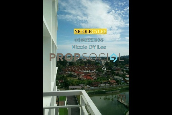 For Sale Condominium at Fiera Vista, Sungai Ara Freehold Fully Furnished 3R/2B 750k
