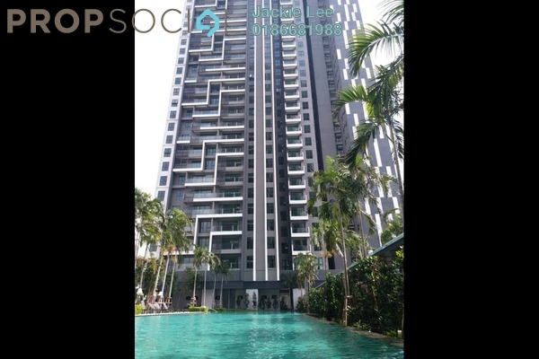 For Sale Condominium at CitiZen, Old Klang Road Freehold Unfurnished 2R/2B 590k