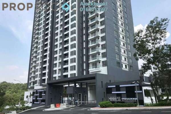 For Sale Condominium at 9INE, Batu 9 Cheras Freehold Unfurnished 3R/2B 690k