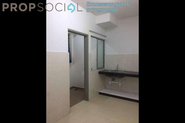 For Rent Condominium at Taman Raintree, Batu Caves Freehold Semi Furnished 3R/2B 1.3k