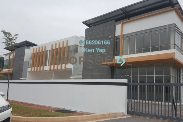 For Sale Factory at Semtec Park , Semenyih Freehold Unfurnished 0R/8B 8.38m